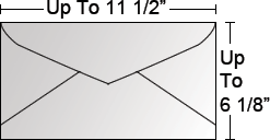 Regular Envelope
